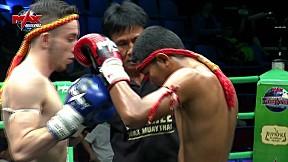 ไทย ปะทะ ต่างชาติ สุดเดือด!! I Muay Thai Fighter