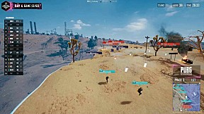 PUBG Thailand Series 2021 Phase 4 Game 13\/60