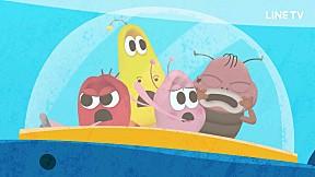 Larva KIDS   EP.43 BABY SHARK