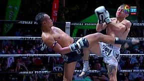 THAI FIGHT น่าน | แสนชัย พี.เค.แสนชัยฯ vs SETH GRANDE