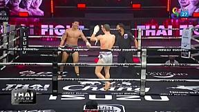 THAI FIGHT DMHTT | กิตติ ส.จ. แดนระยอง vs REZA AHMADNEZHAD
