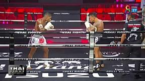 THAI FIGHT DMHTT | อิกคิวซัง ก.รุ่งธนเกียรติ vs FABIO REIS