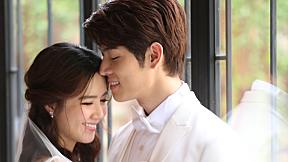 LINE TV BEST COUPLE | ซ่อนเงารัก : เหนือเมฆ-ขวัญมา | LINE TV AWARDS 2021