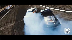 Preview Drift Competition  Race1