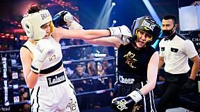 LINE TV BEST VIRAL SCENE | 10 FIGHT 10 SEASON 2 : ฉากมวยดาราหญิงที่เกินความคาดหมาย! | LINE TV AWARDS 2021