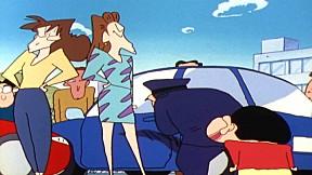 ชินจังจอมแก่น | EP.519 ตอน แม่ขับรถชน