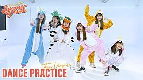 Summer Breeze - Orange Road DANCE PRACTICE [Fun Version]