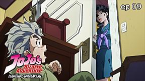 JoJo\'s Bizarre Adventure Season 3   EP.9