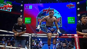 CAMBODIA VS THAILAND  I Battle Muay Thai มวยไทย แบทเทิล