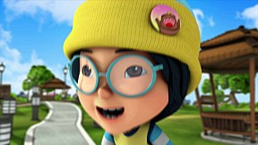 BoBoiBoy Series Season 1 | EP.5 [With Great Power Comes... A Catch?! : ด้วยพลังพิเศษ...จะจัดการได้ทันใช่มั้ย?]