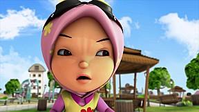 BoBoiBoy Series Seaon 1 | EP.1 [The Beginning : ปฐมบท โบโบยบอย แก็งค์จิ๋วซ่าส์พิทักษ์โลก]