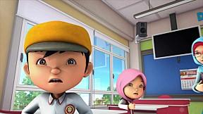 BoBoiBoy Series Season 2 | EP.1 [Welcome Back, BoBoiBoy : การกลับมาของโบโบยบอย!]