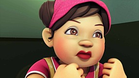 BoBoiBoy Series Season 3   EP.15 [The Arsonist : การวางเพลิง ]