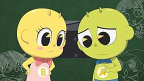 ชินบิ โกสต์บอล ดับเบิ้ลเอ็กซ์ | EP.12 ตอน เด็กเห็นผี กับภัยคุมคามของสายตาสีแดง [2\/2]