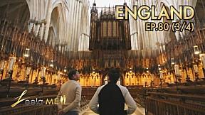 Leela Me I EP.80 ท่องเที่ยวประเทศ อังกฤษ [3\/4]
