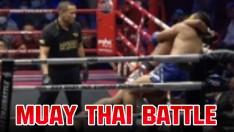 มวยไทย แบทเทิล 2 คู่รวด I MUAY THAI BATTLE
